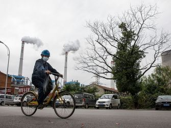 China's Economy Slowed Sharply in the Third Quarter